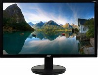 Монитор - 24 Acer K242HLbd TN Black (16:9,1920x1080,5ms,250cd / m2,170° / 160°,DVI,VGA)