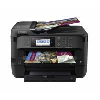 Принтер МФУ Epson WorkForce WF-7720  (A3 / 5760*1440dpi / 13стр / 4цв / струйный / WiFi / сетевой / факс)