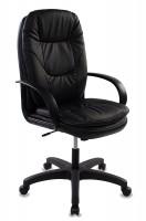 Кресло Бюрократ CH-1868 (черный, искуственная кожа)