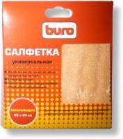 Салфетка Buro BU-MF из микрофибры, 25х25см