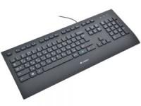 Клавиатура USB Logitech K280e 105КЛ Black