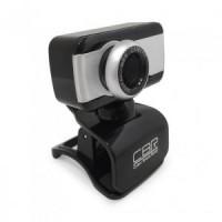 Веб-камера CBR CW 832M (USB2.0 / 1280x1024 / микрофон)