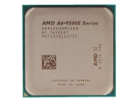 Процессор AMD A6 9500 (AD9500AGABBOX) 3.5GHz / 2core / SVGA RADEON R5 / 1 Mb / 35W Socket AM4 (BOX)