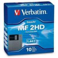Дискета 3,5 1,44 Mb Verbatim (10шт)