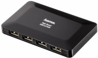 Концентратор USB2.0 Hama <78472> 4-port Active