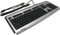 Клавиатура PS / 2 A4-Tech KLS-23MU 104КЛ+6КЛ М / Мед+USB порт