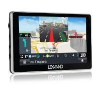 Навигатор Lexand SA5+ 5 / 480x272 / 4Gb / Навител / Windows CE
