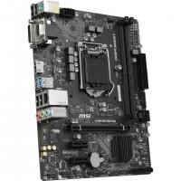 Мат. плата MSI H310M PRO-VDH PLUS LGA1151v2 <H310>  MicroATX 2DDR4 Dsub+DVI+HDMI