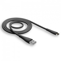 Кабель Apple 8pin -> USB 1.0м WALKER C305