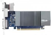 Видеокарта NVIDIA GeForce GT 710 1Gb Asus <GT710-SL-1GD5> GDDR3 64B D-Sub+DVI+HDMI (RTL)