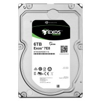 HDD 3.5 6 Tb Seagate Enterprise Capacity <ST6000NM0115> 7200rpm 128Mb SATA-III
