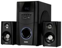 Колонки BBK CA-217S (2x25Вт+SUBx50Вт / 137Гц–25кГц / jack3.5 / RCA / 220V)