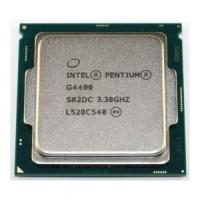 Процессор Intel Pentium G4400 3.3 GHz / 2core / HD G 510 / 0.5+3Mb / 54W / 8 GT / s LGA1151 (OEM)