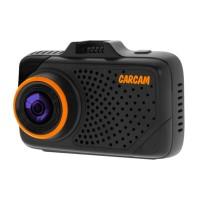 Авто видеорегистратор КАРКАМ HYBRID (2560?1080 / 30к / 170° / G-сенсор / WI-FI,GPS,детектор,)