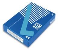 Бумага A4, 80 г / м2, 500 листов, KYM LUX офисная