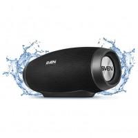 Портативная колонка SVEN PS-230 (2x6W / Bluetooth / USB / microSD / FM / Li-lon / 1500mAh)