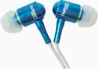 Мобильные наушники Human Zipper (20Гц–20кГц / 1.0м / jack3.5)