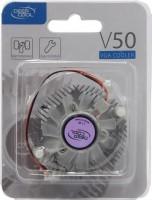 Вентилятор Deepcool <DP-VCAL-V50> VGA Coooler V50 (2пин, 20дБ, 3400об / мин, Al)