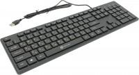Клавиатура USB OKLICK 520M2U черный / черный USB