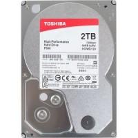 HDD 3.5 2 Tb Toshiba <HDWD120UZSVA> 7200rpm 64Mb SATA-III