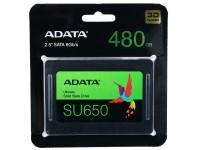 SSD 480 Gb SATA 6Gb / s A-Data SATA III 480Gb ASU650SS-480GT-R Ultimate SU650 2.5 MLC
