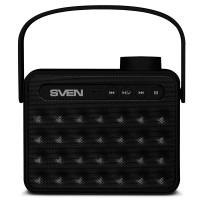 Портативная колонка SVEN PS-72 6W / Bluetooth / USB / microSD / FM / Li-lon)