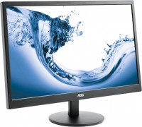 Монитор - 27 AOC  Value Line E2770Sh(00 / 01)  (LCD, Wide, 1920x1080, D-Sub, DVI, HDMI)