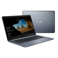 Ноутбук 15.6 ASUS A507MA-BR409 intel N4000 / 4Gb / 128Gb SSD / UHD Graphics 600 / noODD / Endless