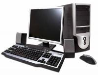 Системный блок GIPPO Intel i3-4170 / 4Gb / SSD 60Gb / SVGA / no ODD / DOS