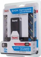 Блок питания для ноутбуков BURO BUM-0036S40 (40W 9.5V-20V, автоматический) от сети