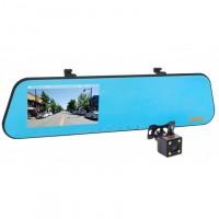 Авто видеорегистратор КАРКАМ Z5 (1920x1080 / 30к / с / 140° / G-сенсор+камера заднего вида)