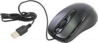 Мышь USB OKLICK 205M 3btn+Roll / 800dpi