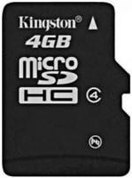 Флешка microSDHC 32Gb Kingston Class4