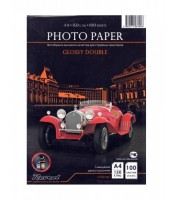 Фотобумага A4, глянцевая, 150 г / м2, 100 листов, Revcol двусторонняя