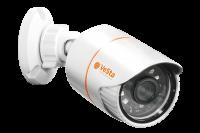 Уличная камера AHD VC-2341 2MPx 25fps (М120,  Белый,IR,подсветка)