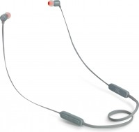 Полноразмерные Bluetooth наушники JBL <JBLT110BTGRY>  (регулятор)