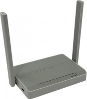 Маршрутизатор Zyxel Keenetic Omni 802.11n / 300Mbps / 2,4GHz / 4UTP-10 / 100 / 1000Mbps / 1WAN / 2x3dBi