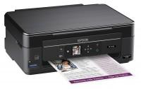 Принтер МФУ Epson  XP-340+снпч (A4 / 5760*1440dpi / 6стр / 4цв / струйный / WiFi)