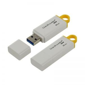 Флешка USB 8Gb Kingston DataTraveler G4 <DTIG4 / 8GB>