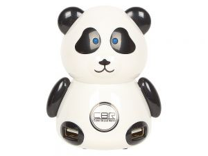 Концентратор USB2.0 CBR MF 400 Panda 4-port