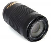 Объектив Nikon 70-300мм f  /  4.5-6.3 Nikkor (JAA828DA) AF-P ED