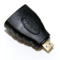 Переходник microHDMI-M -> HDMI-F NoName