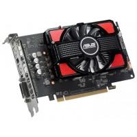 Видеокарта AMD Radeon RX 550 4Gb Asus <RX 550-4G AMD RX 550> GDDR5 128b DVI+HDMI+DP