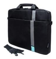 Сумка для ноутбука 15.6 PC Pet PCP-1001TQ (полиэстер, черная)
