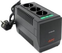 Стабилизатор напряжения 1000VA APC Line-R LS1000-RS 184-284В / 1000ВА / 500Вт / 3xEURO