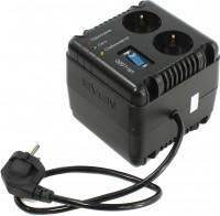 Стабилизатор напряжения 600VA Sven VR-L 600 150-280В / 600ВА / 300Вт / 2xEURO