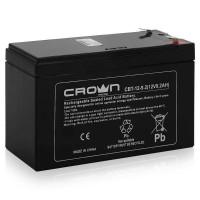 Аккумулятор ИБП CROWN CBT-12-9.2  (12В / 9.2Ah / UPS)