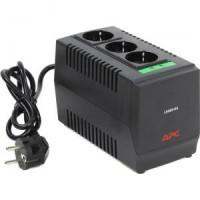 Стабилизатор напряжения 600VA APC Line-R LS595-RS 184-284В / 595ВА / 300Вт / 3xEURO