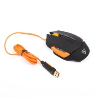 Мышь USB ThunderX3 TM20 Orange