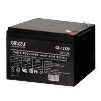 Аккумулятор ИБП Ginzzu GB-1270 151х100x65 мм / 12В / 7Ач